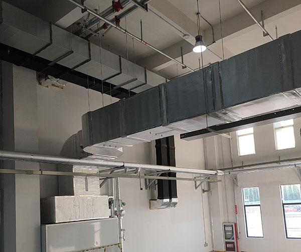 苏州通风空调管道安装工程时出现过热怎么办?