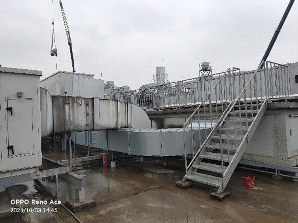 无锡工厂通风管道工程安装过程需要留意哪些方面
