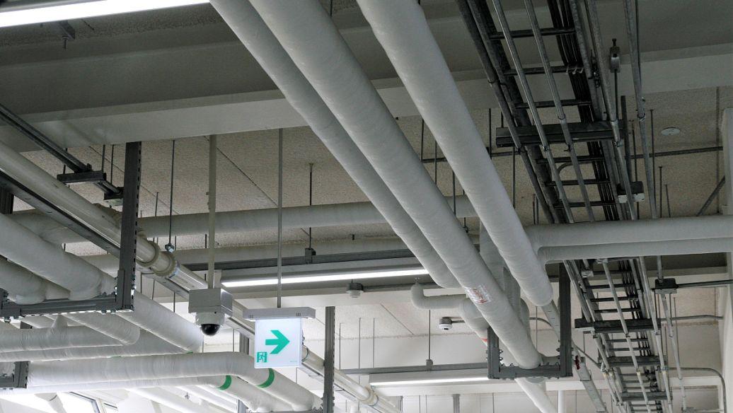 靠谱的无锡通风管道定做厂家如何进行管道工程
