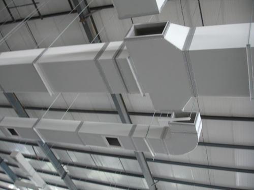 无锡通风管道厂家的风管施工流程