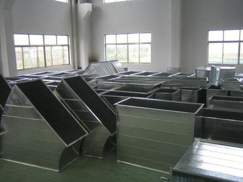 无锡通风管道加工系统上的主要功能