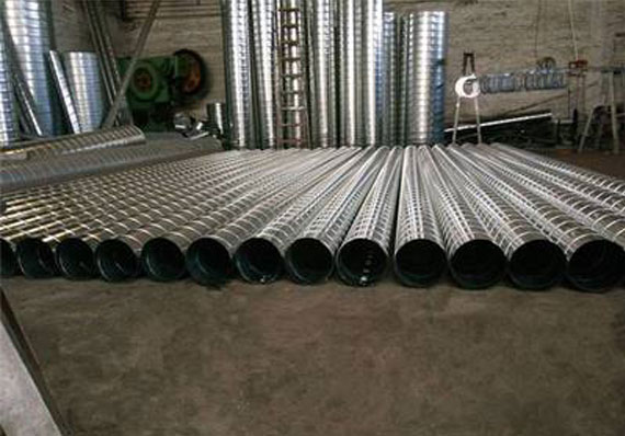 专业的无锡通风管道加工厂家如何进行管道安装